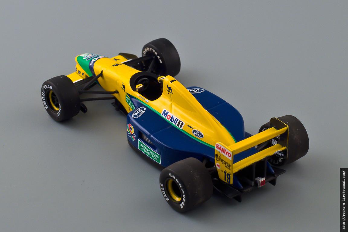 Benetton B191B