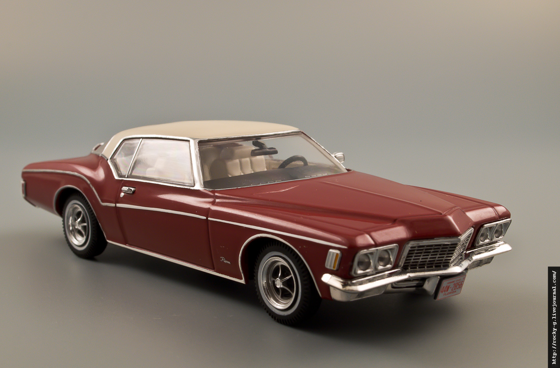 Buick Riviera Third generation 1971–1973