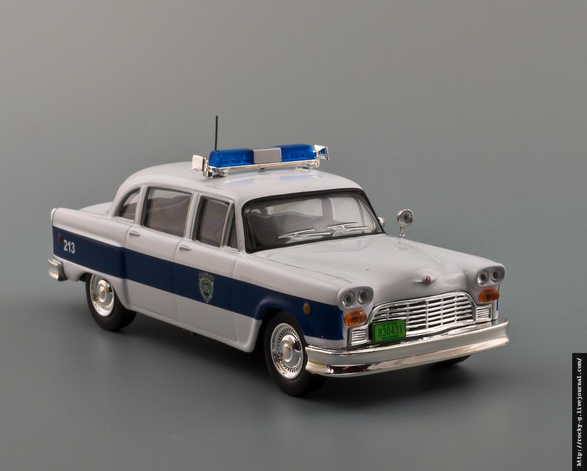 Checker Marathon Полиция города Эксетер, США