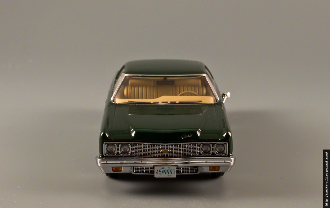 Chevrolet Bel Air Seventh generation 1971