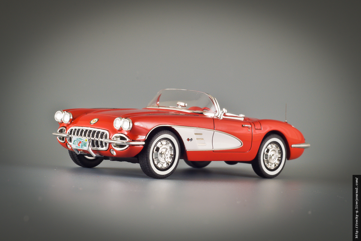 Chevrolet Corvette C1 Convertible 1959