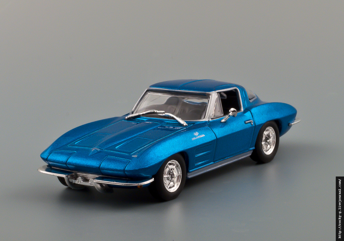 Chevrolet Corvette C2 Stingray 1963