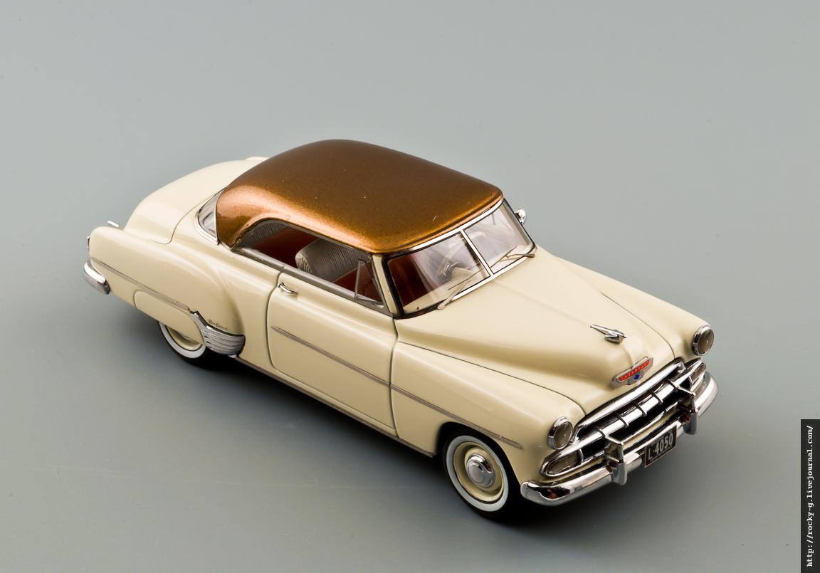 Chevrolet De Luxe Hardtop Coupe 1952