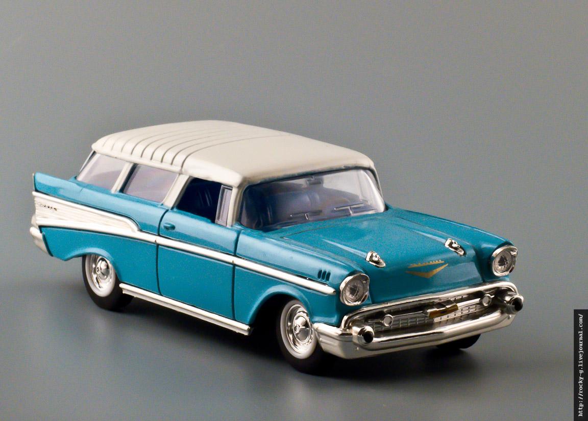 Chevrolet Bel Air Nomad 1957