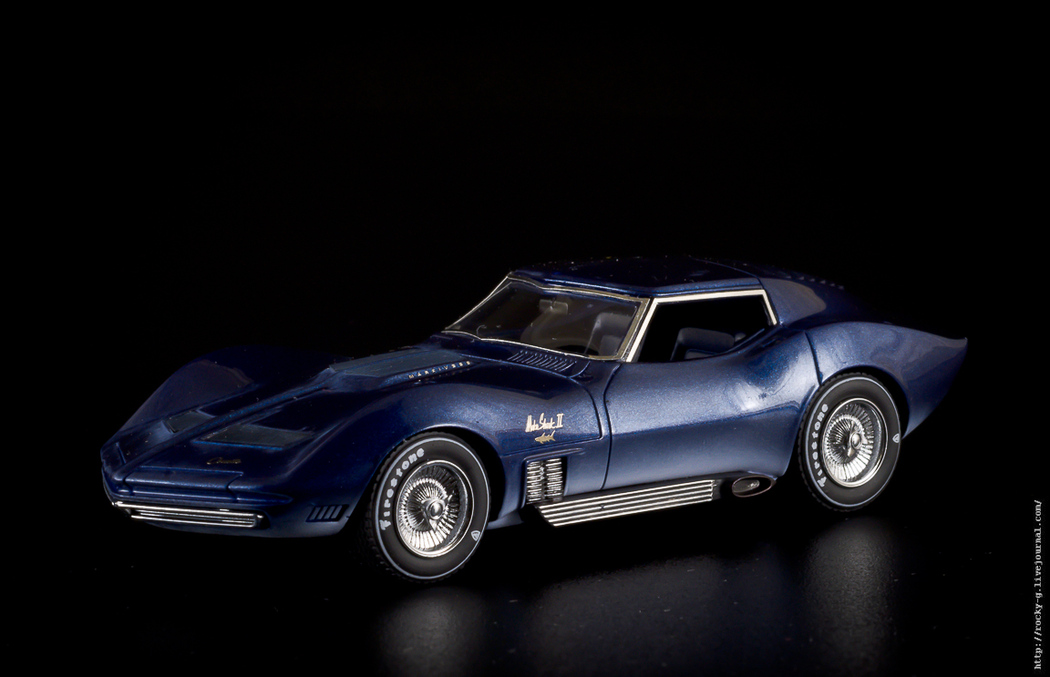 Chevrolet Corvette Mako Shark II '1965