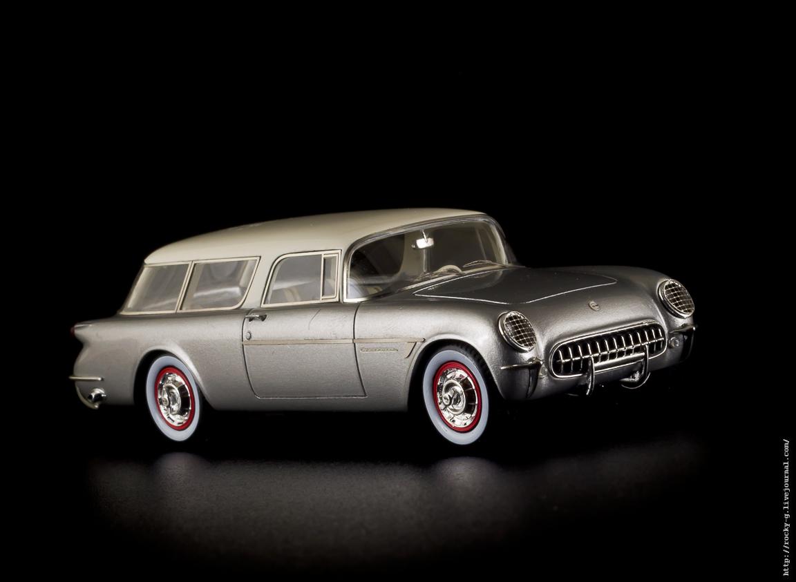 Chevrolet Corvette Nomad Concept 1954