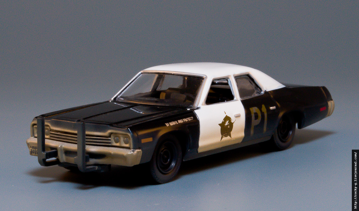 Bluesmobile Dodge Monaco
