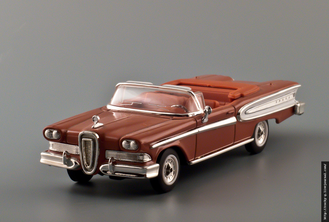 Edsel Citation Convertible 1958