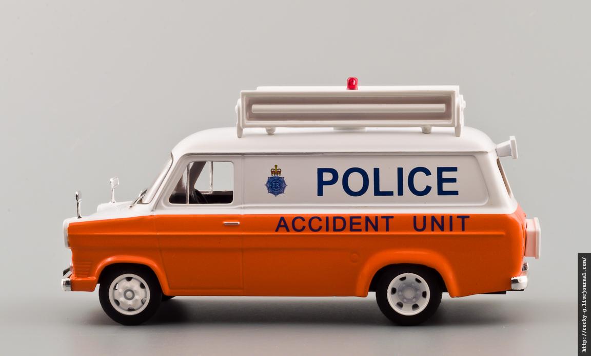 Ford Transit Mark 1 Городская полиция Великобритании