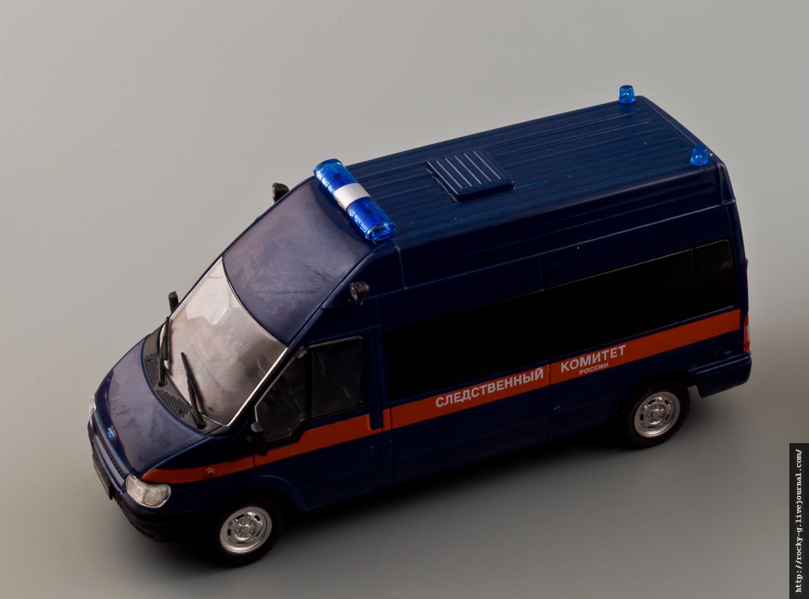 Ford Transit Mark 6 Транзит Следственный комитет Российской Федерации