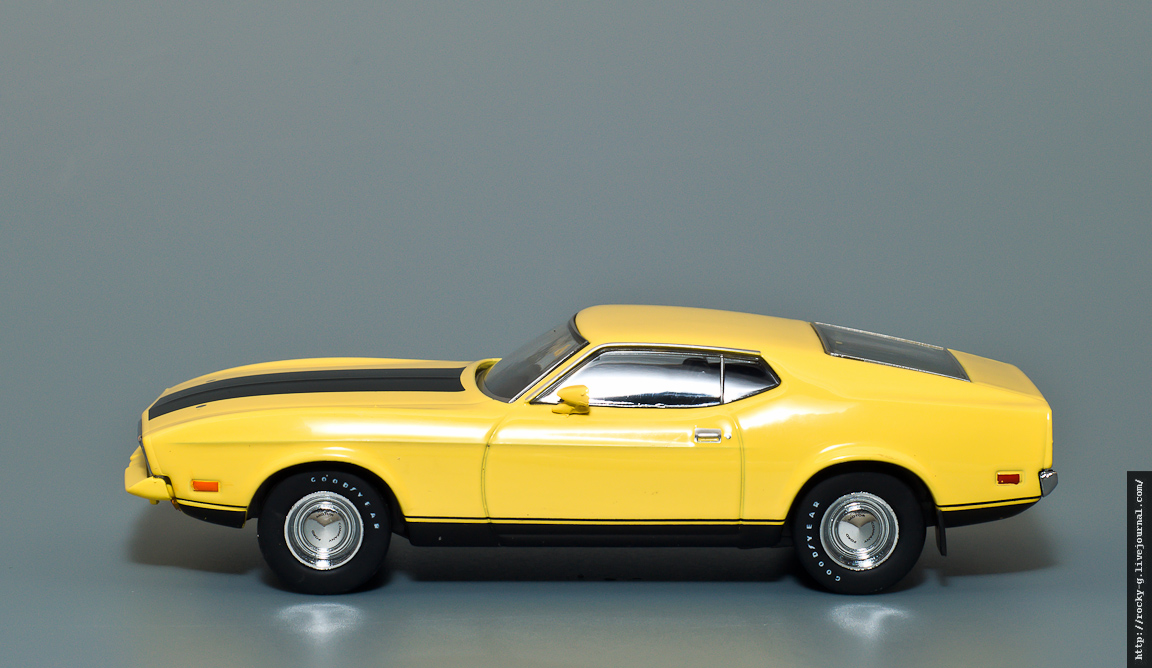 Ford Mustang Eleanor 1971