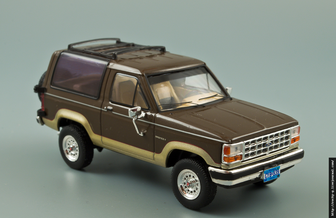 Ford Bronco II 1989