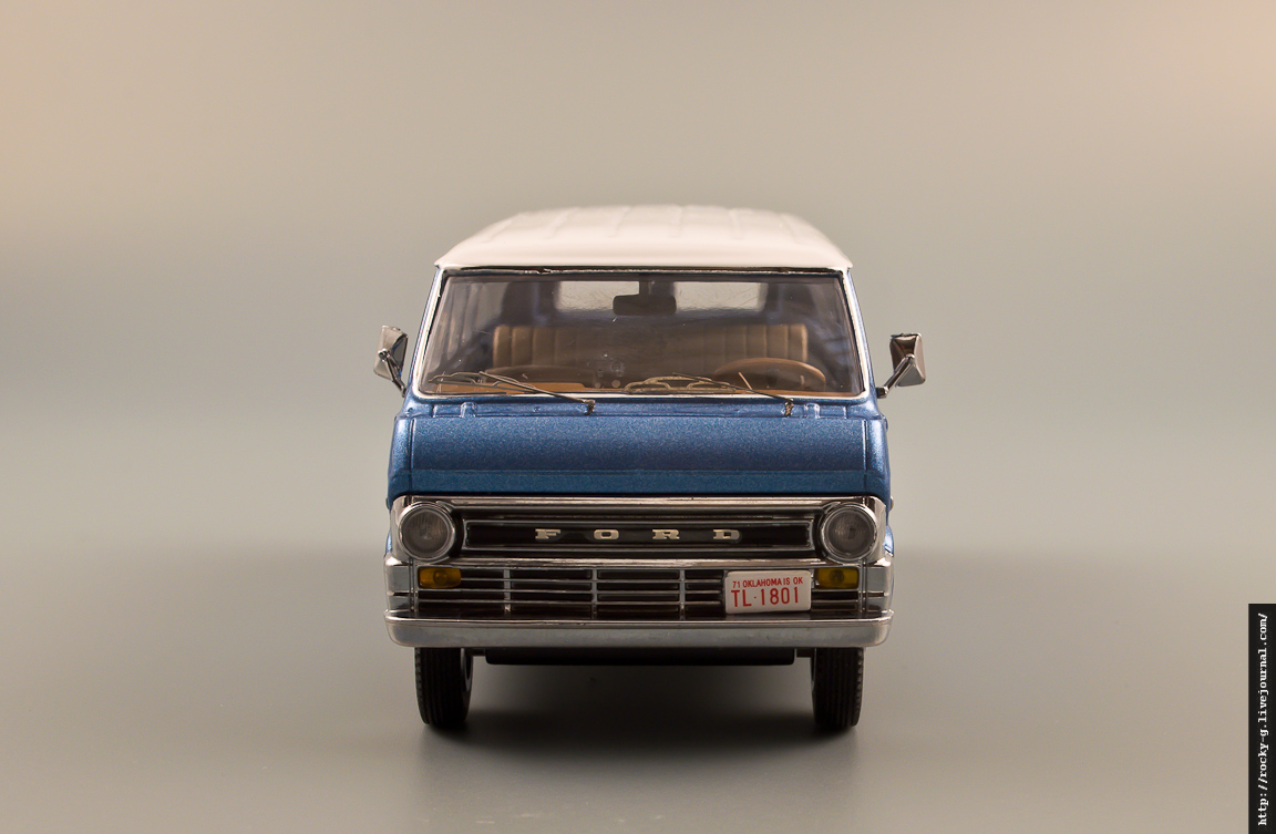 Ford Ecoline 1971