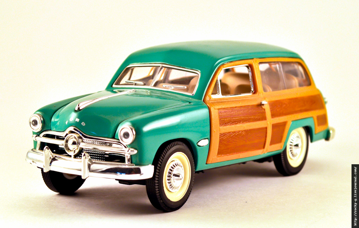Ford Woody Wagon 1949