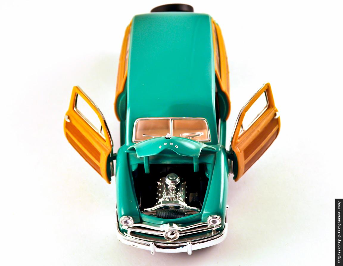 Ford Woody Wagon 1949