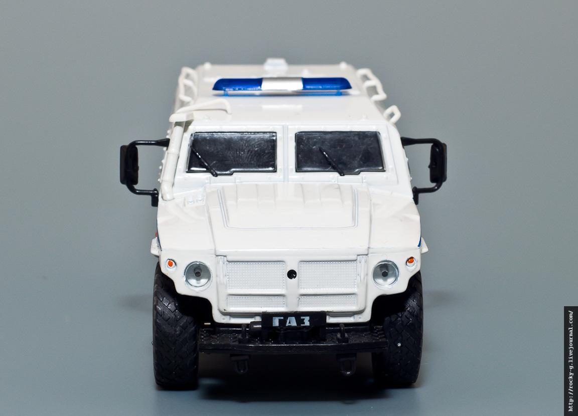 ГАЗ-233036 «Тигр» ОМОН