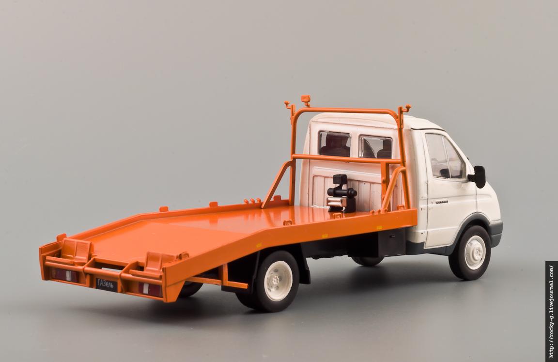 ГАЗ-3302 Эвакуатор