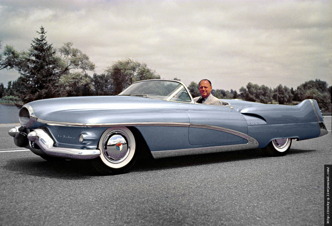 General Motors Le Sabre 1951