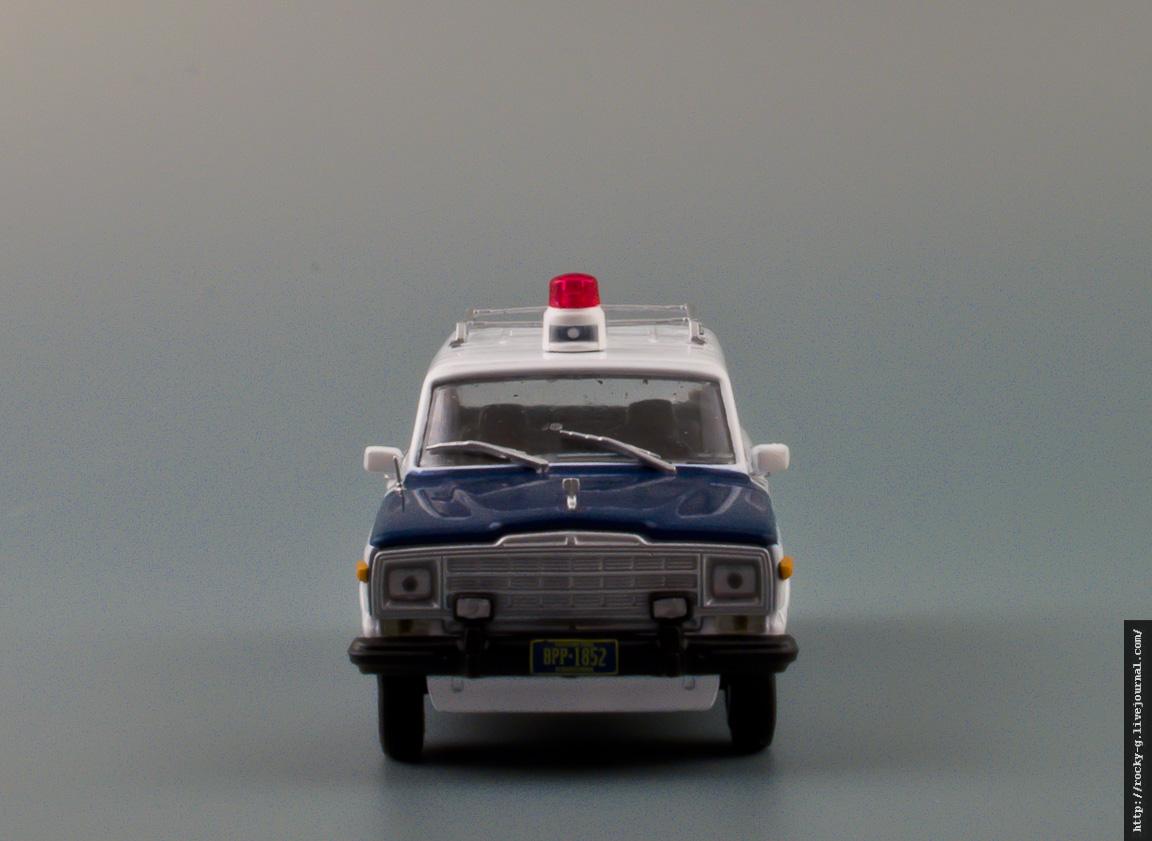 Jeep Wagoneer Полиция штата Пенсильвания, США