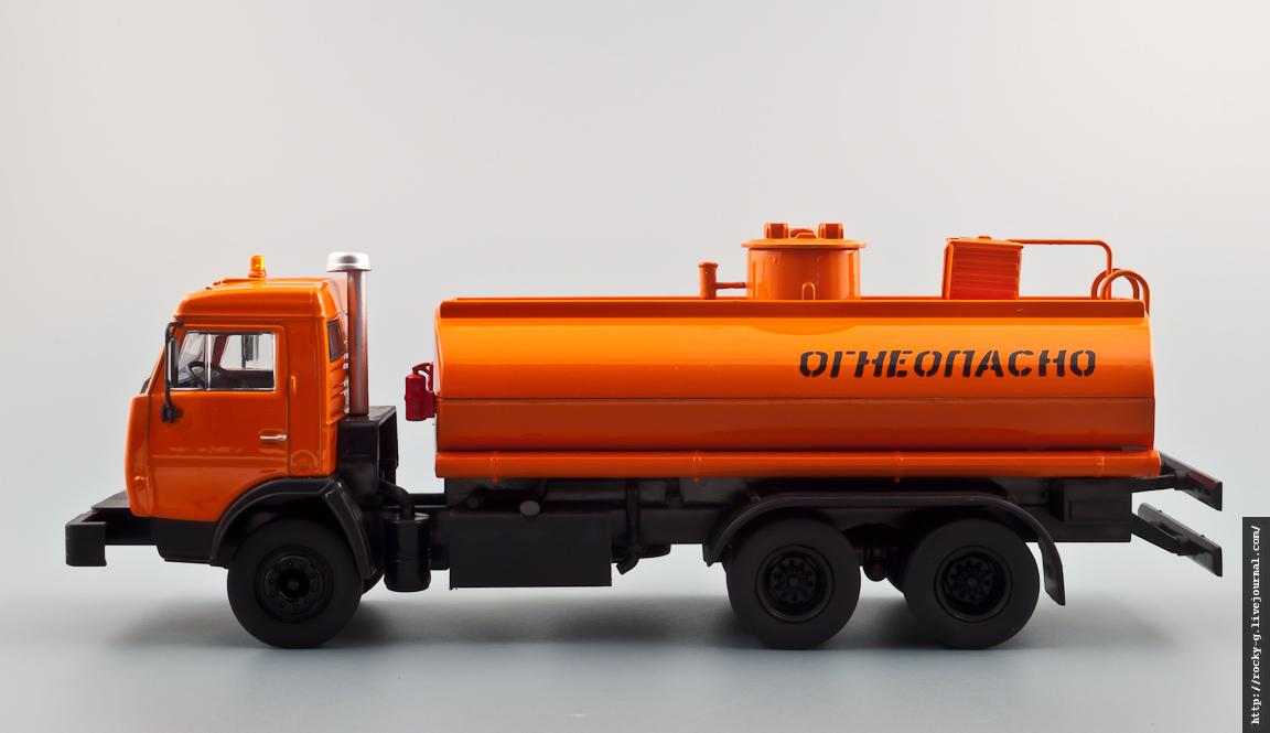 КамАЗ-53215
