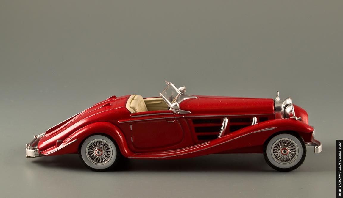 Mercedes-Benz 540K type W24 1936