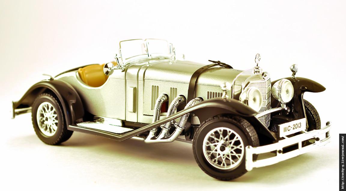 Mercedes-Benz SSK 1928