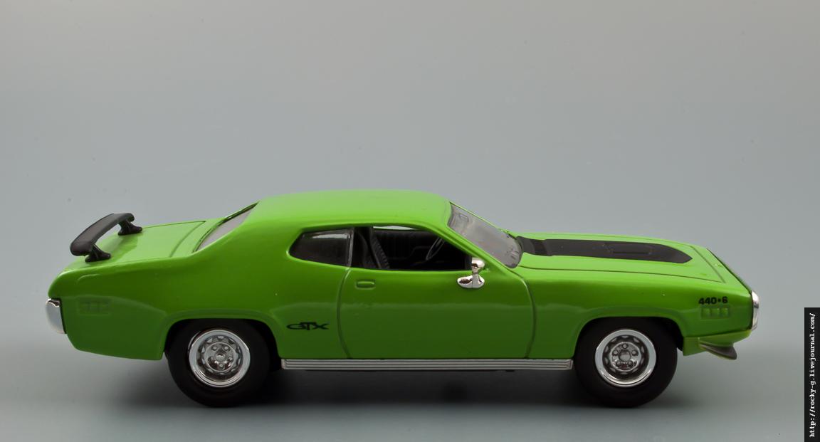 Plymouth GTX 1971