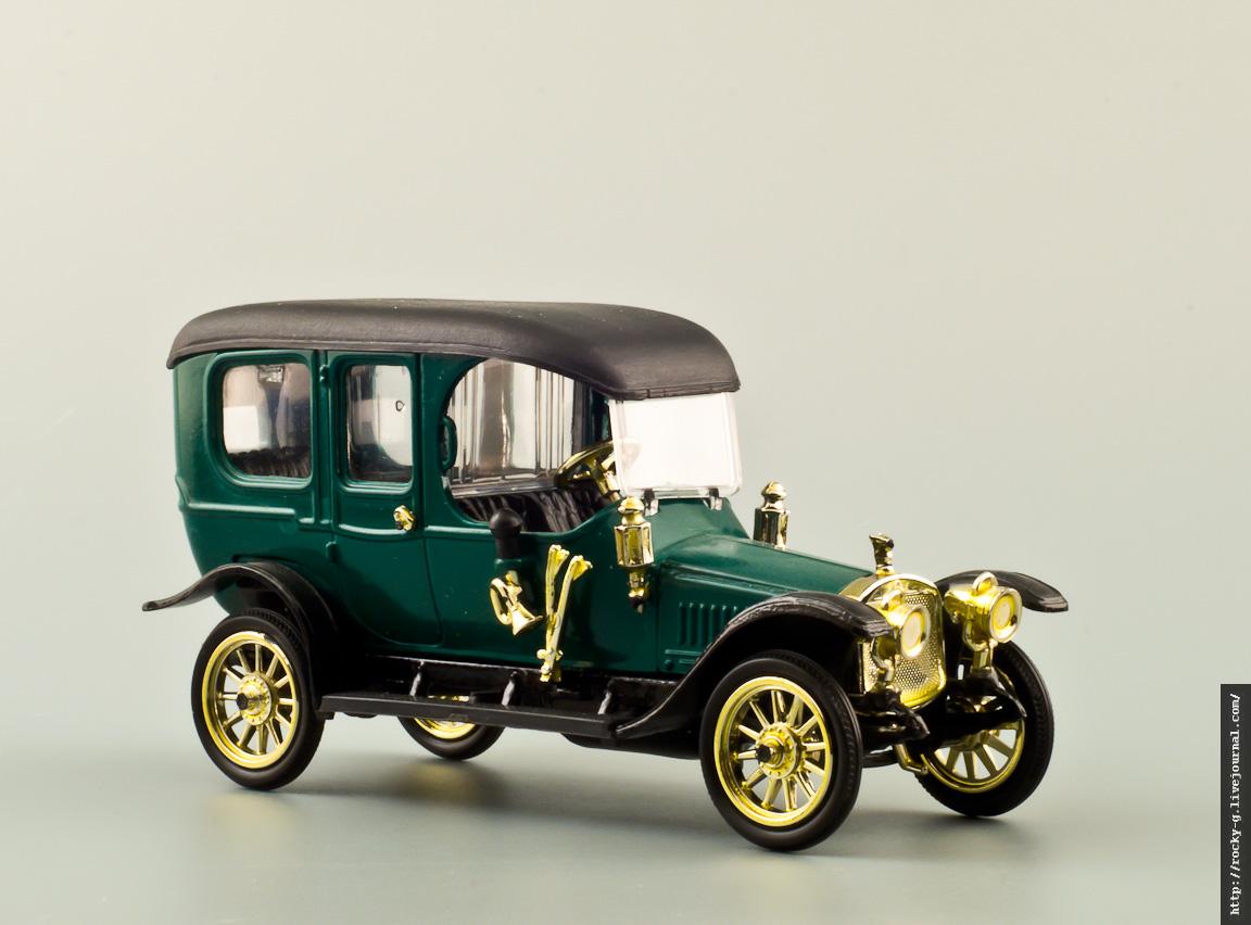 Руссо-Балт С24/35 Лимузин