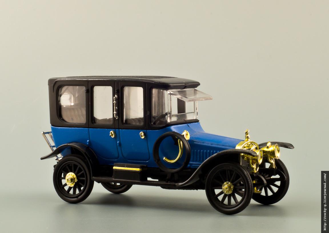 Руссо-Балт С24/40 Лимузин Берлин