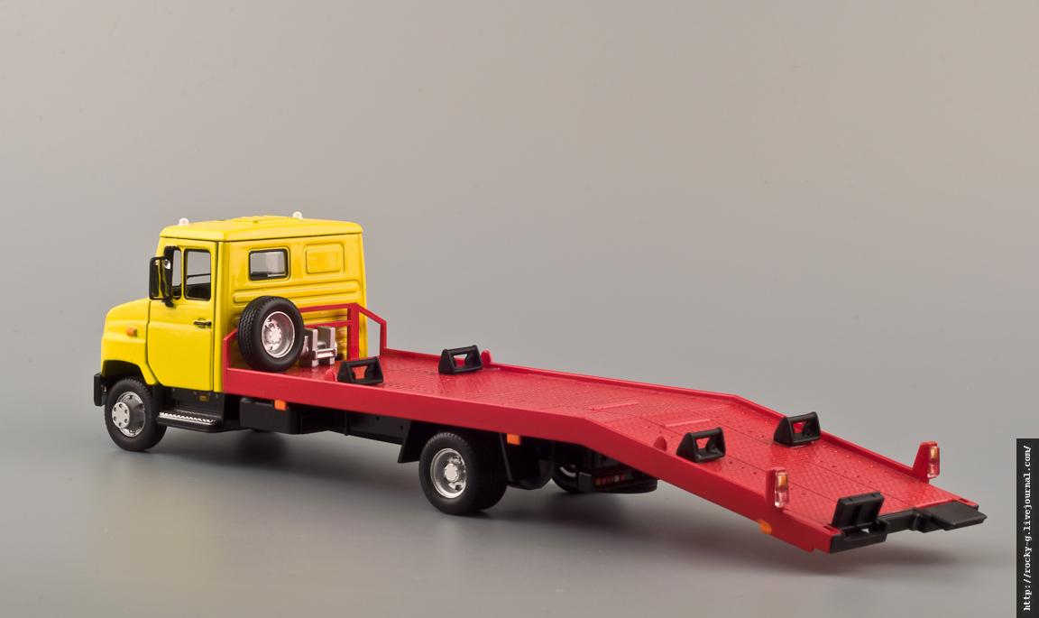 ЗиЛ-5301 Эвакуатор