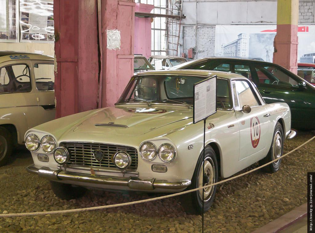 «Музей ретро-автомобилей»