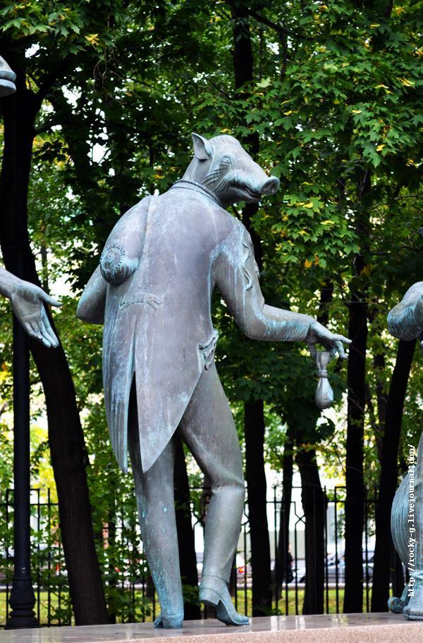 Михаил Шемякин - Дети — жертвы пороков взрослых (Воровство)