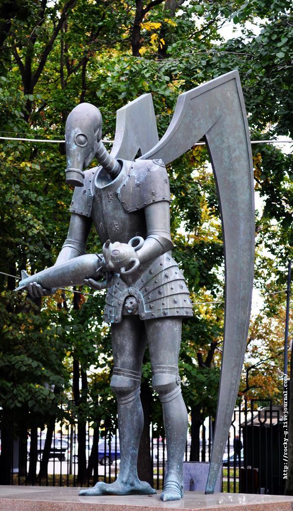 Михаил Шемякин - Дети — жертвы пороков взрослых (Война)