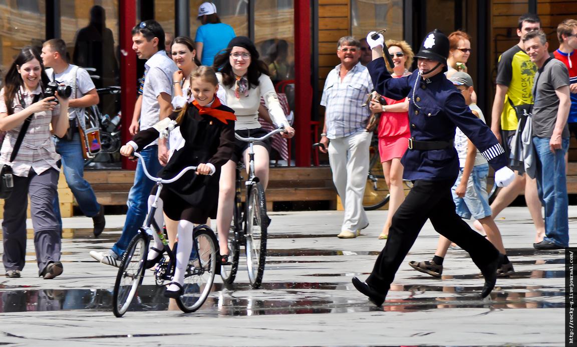 Исторический велопробег