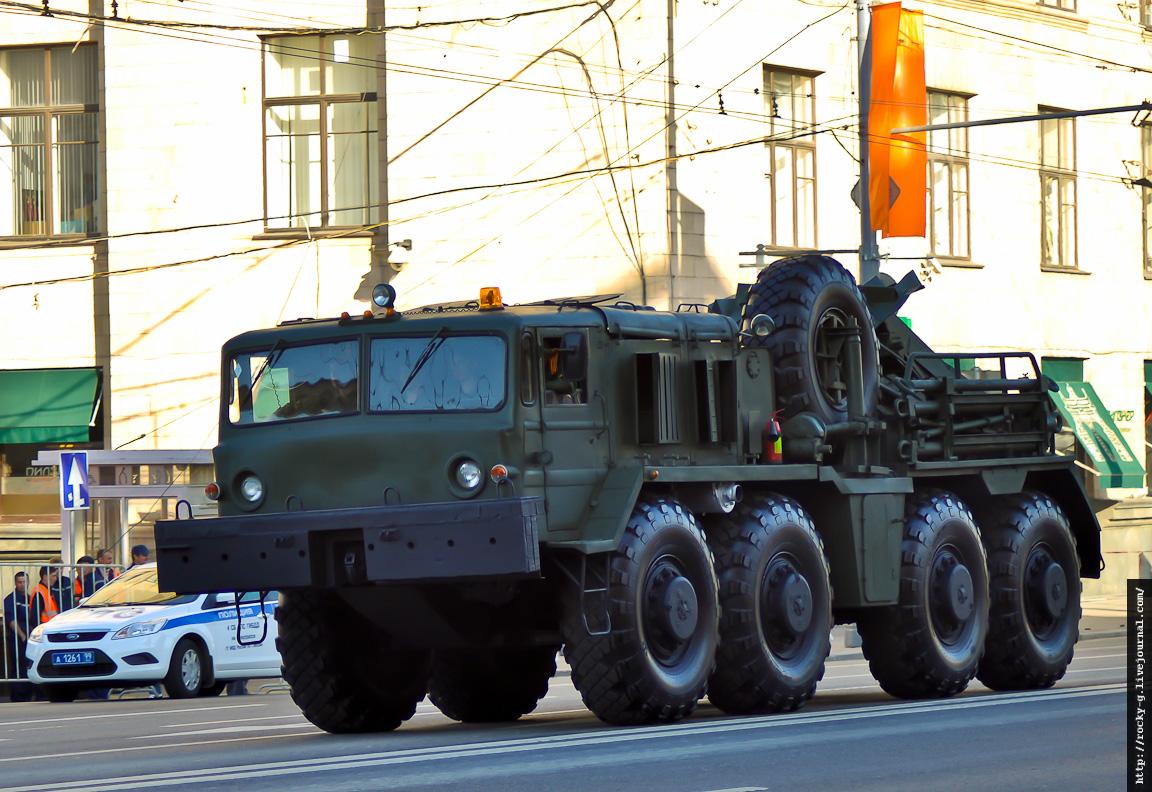 Парад 9 мая 2013. Военная техника
