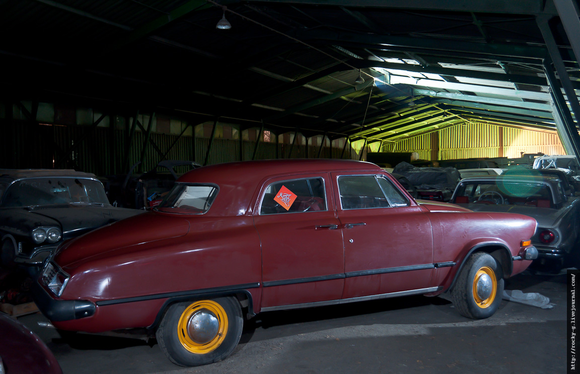 Studebaker Champion 1951 Junkyard Collection