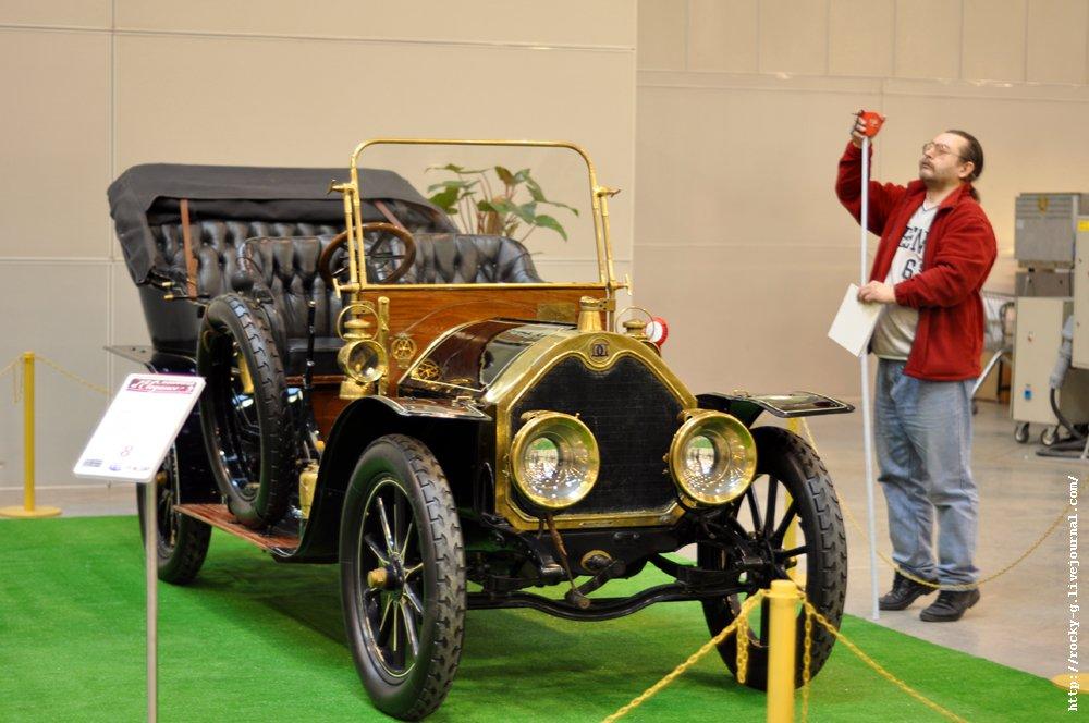 Darracq 18HP Double-Phaeton 1907 г.