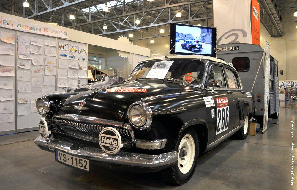 ГАЗ-21 «Волга» Monte Carlo