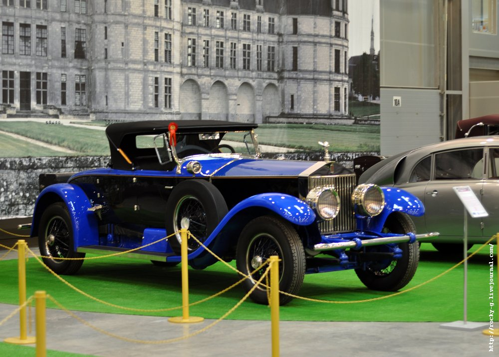 Rolls-Royce Phantom I Picadilly Roadster