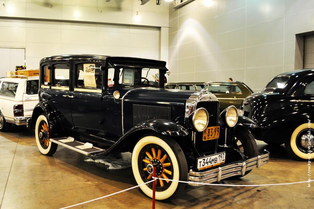Buick Model 27