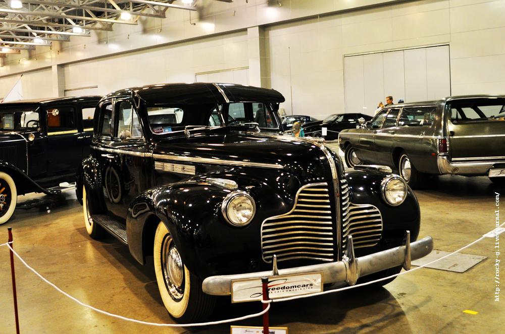 Buick series 40