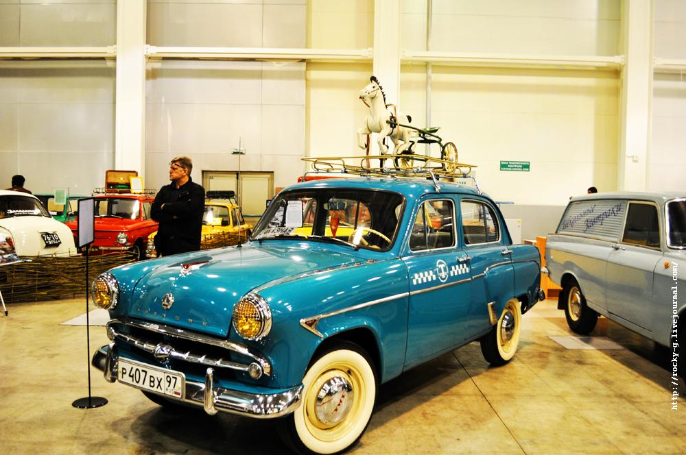 Москвич-407 Такси