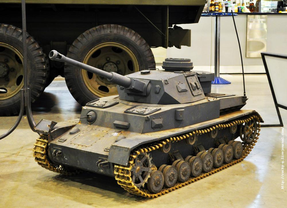 Масштабная модель танка