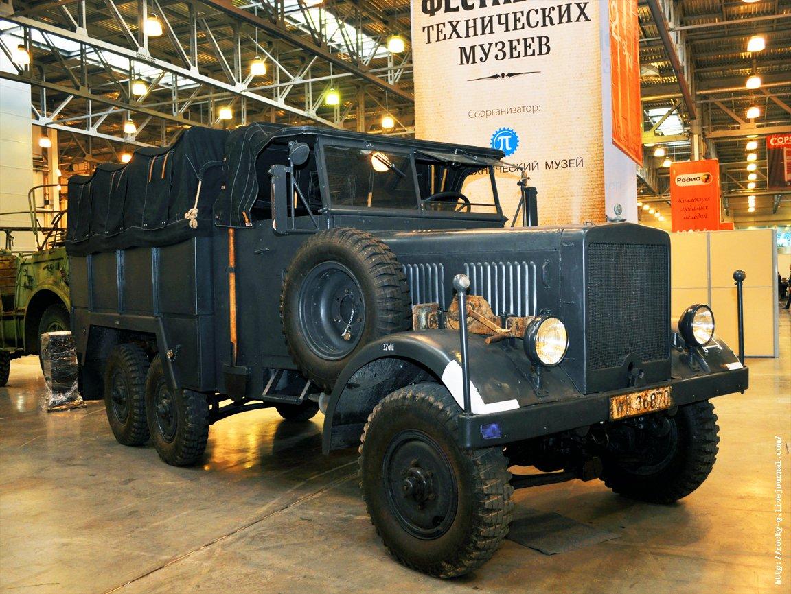 XX Олдтаймер галерея - Einheits-Diesel