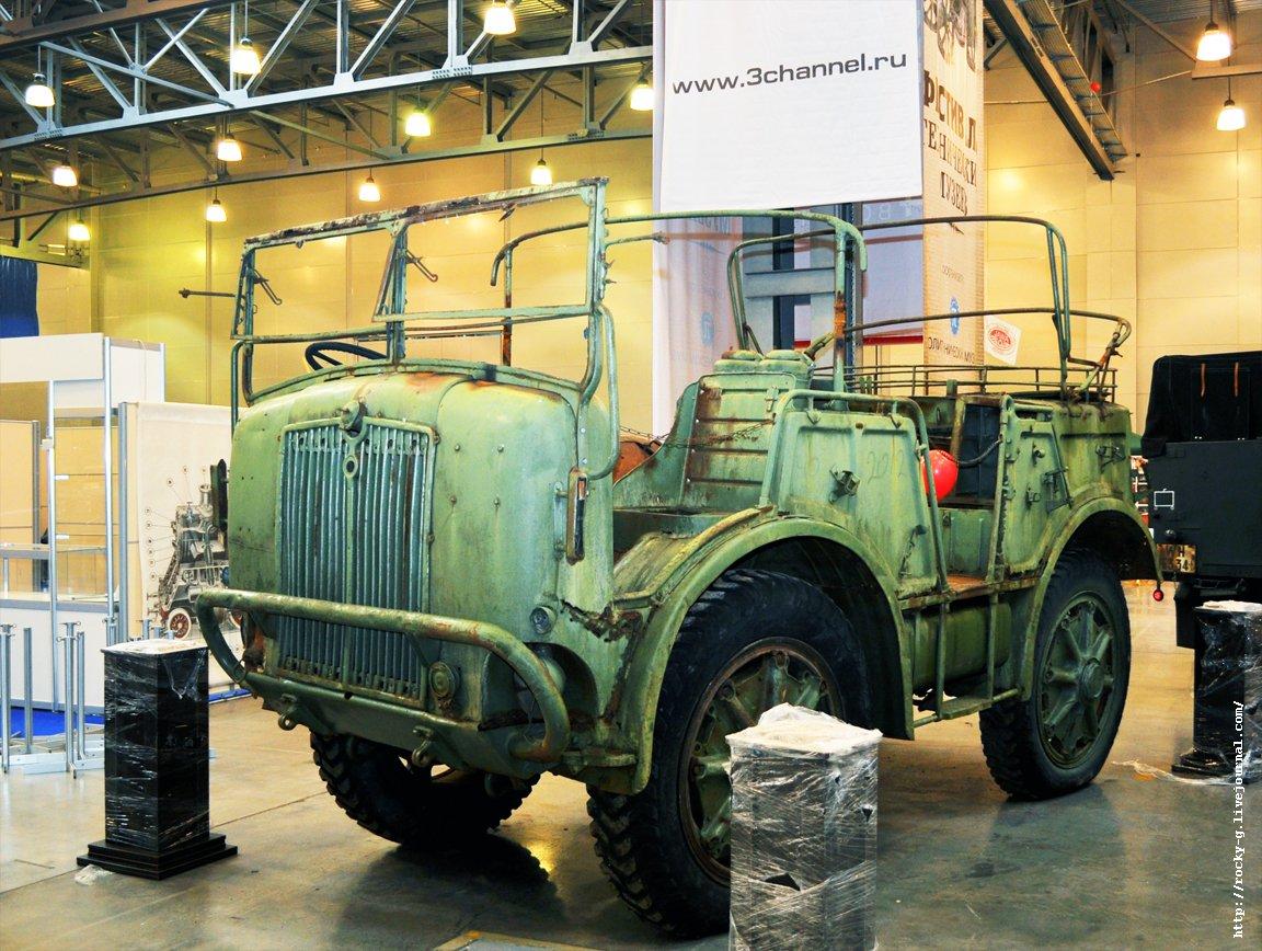 XX Олдтаймер галерея - Fiat-SPA TM40