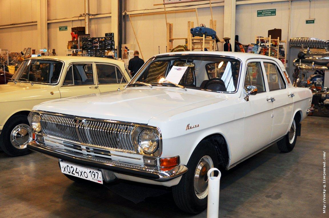 XX Олдтаймер галерея - ГАЗ - 24 Волга