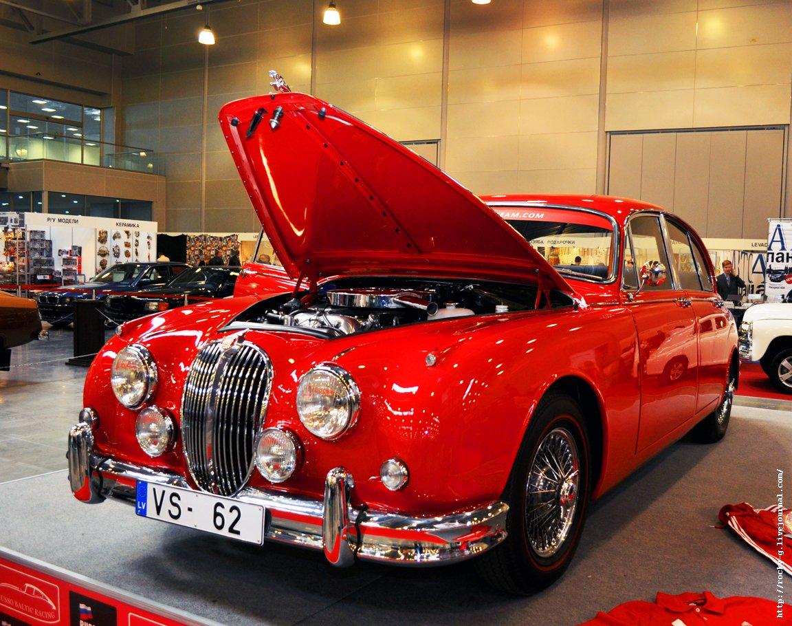 XX Олдтаймер галерея - Jaguar