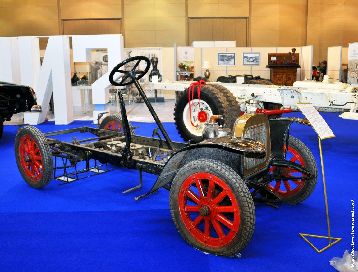 XX Олдтаймер галерея - Lion-Peugeot Type VC2