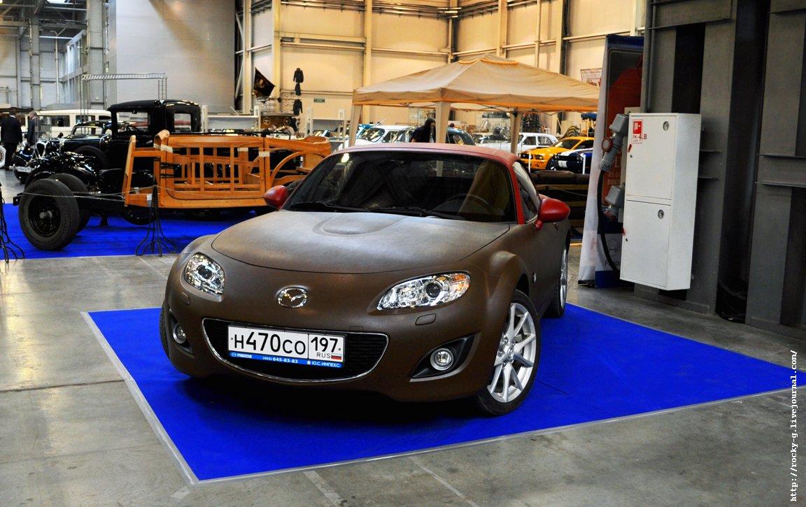 XX Олдтаймер галерея - Mazda