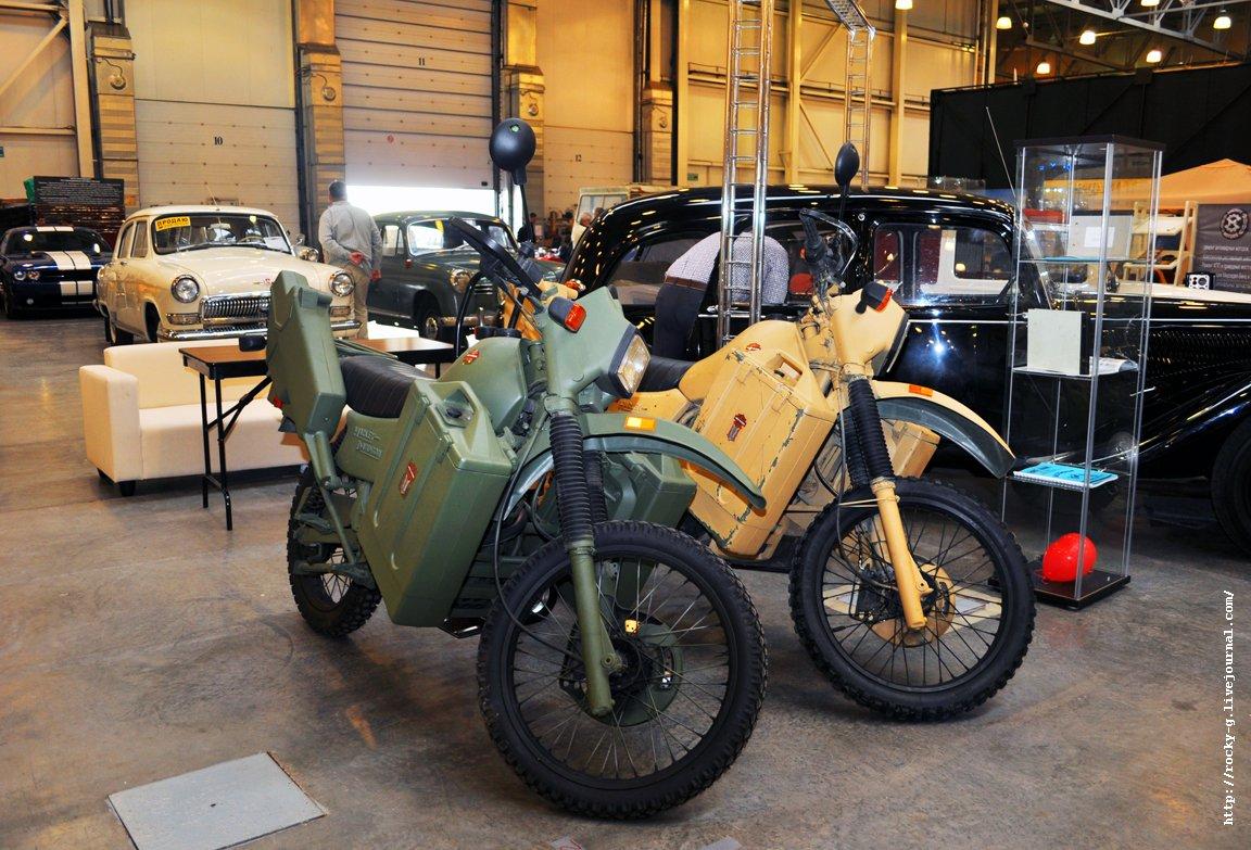 XX Олдтаймер галерея - Harley-Davidson MT350E